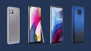 Новые смартфоны Moto G
