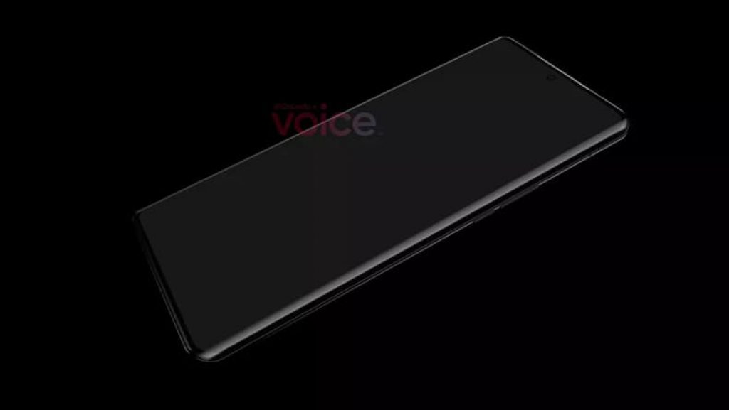 Рендер Huawei P50 Pro
