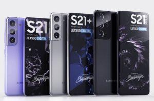 Серия Samsung Galaxy S21