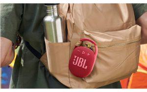 Портативная колонка JBL Clip 4
