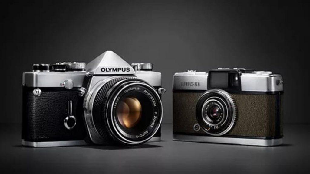 Пленочные фотокамеры Olympus