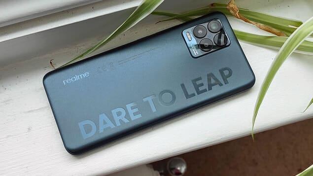 Смартфон Realme 8 Pro