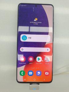 Фотография Samsung Galaxy A82 из Китая
