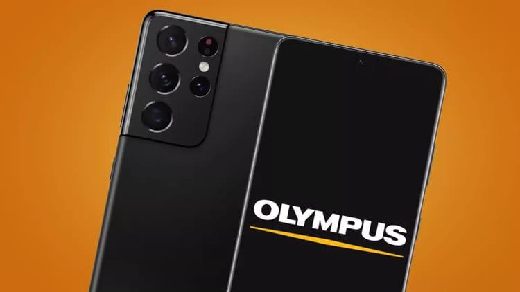 Samsung и партнерство с Olympus