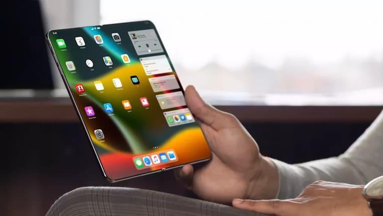 Складной (гибкий) iPhone