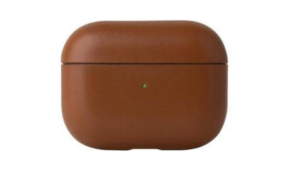Кожаный чехол для AirPods - Native Union Leather