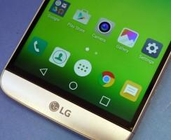 Как вернуть лоток приложений назад на LG G5?