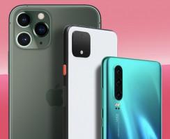 Лучший камерофон 2021: Смартфоны с лучшими камерами!