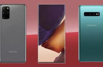 Лучшие смартфоны Samsung в 2021 году: ТОП-12