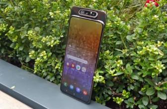 Samsung Galaxy A82, грядущий бюджетный смартфон слили в сеть