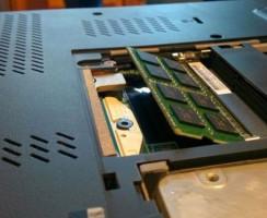 Как увеличить оперативную память ноутбука?
