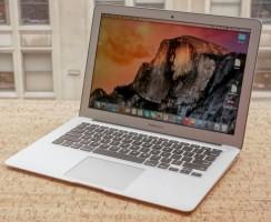Обзор Apple MacBook Air 13 (2015)