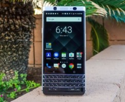 Обзор BlackBerry KeyOne