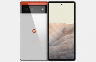 Новая утечка раскрывает больше о Google Pixel 6