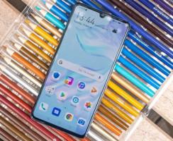 Предварительный обзор Huawei P30
