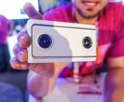Предварительный обзор Lenovo Mirage Camera
