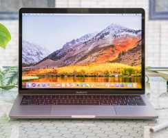 Обзор MacBook Pro 13 (Mid 2018)