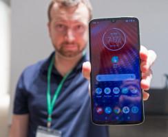 Предварительный обзор Motorola Moto Z4