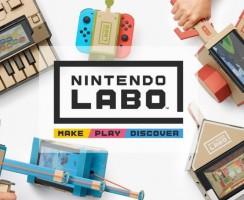 Забудьте о VR и AR, Nintendo Labo кладет будущее в ваши руки