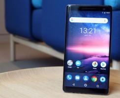 Предварительный обзор Nokia 8 Sirocco