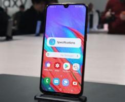 Предварительный обзор Samsung Galaxy A40