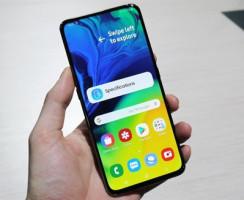 Предварительный обзор Samsung Galaxy A80