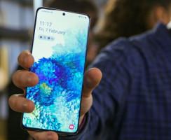 Предварительный обзор Samsung Galaxy S20 Plus
