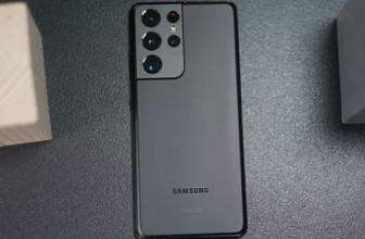 Предварительный обзор Samsung Galaxy S21 Ultra