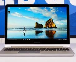 Обзор Samsung Notebook 7 Spin