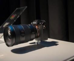 Предварительный обзор Sony Alpha A9