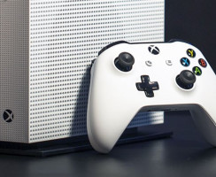 Изображения и характеристики цифрового Xbox One S!