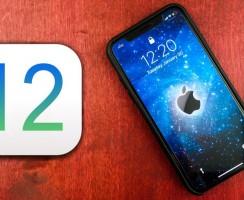 Как скачать iOS 12?
