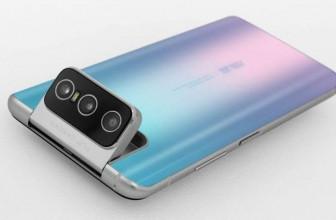 Реклама ASUS ZenFone 8 подчеркивает характеристики и новый размер