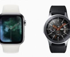 Сравнение: Apple Watch 4 против Samsung Galaxy Watch