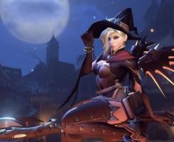 Overwatch: Новые скины на Хэллоуин