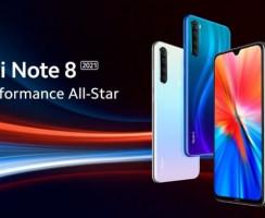 Redmi Note 8 (2021): Камера, экран и чипсет