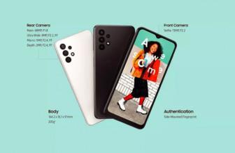 Samsung Galaxy A32 5G и два других бюджетных смартфона