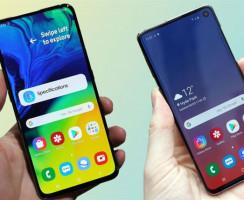 Сравнение: Samsung Galaxy A80 против Galaxy S10