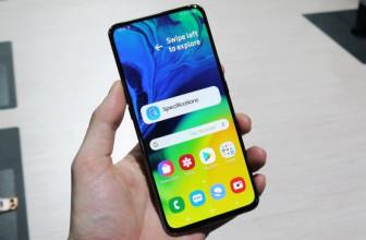 Утечка с фотографиями Samsung Galaxy A82: Знакомый дизайн