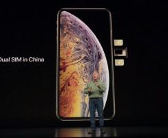 iPhone XS: Dual SIM с целью убить SIM-карты?